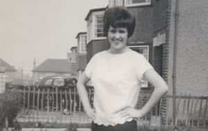 Leonie Orton, photographed in Leicester, circa 1962