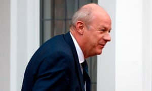 Damian Green was accused of touching the knee of a journalist, Kate Maltby.