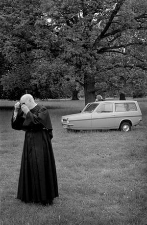 Laxton Hall, Northamptonshire, England, 1978