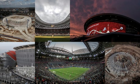 Russia 2018 World Cup  the complete guide to all the stadiums 08cb722e66