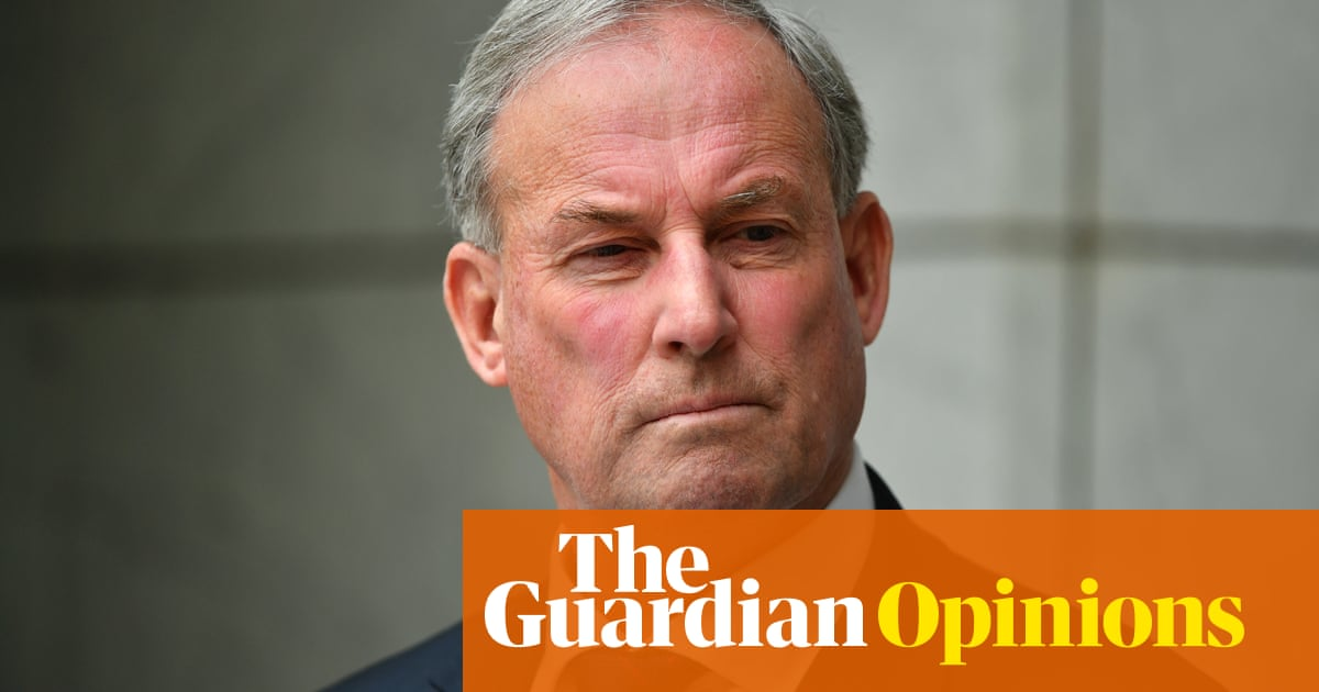 Colbeck had a memory lapse on aged care deaths when instead he should have apologised like he meant it – The Guardian