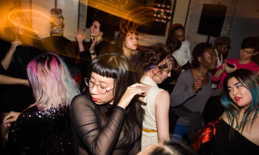 The Queer Lunar New Year Party organized by Yellow Jackets Collective and Discwomen.