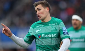 Newcastle's Toby Flood said he finds it hard to watch his old team Leicester struggle.