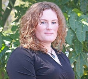 Bridget Clinch, former infantry captain with the ADF and trans activist
