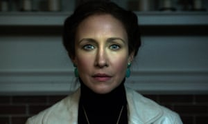 Scares in the suburbs … The Conjuring 2, starring Vera Farmiga.