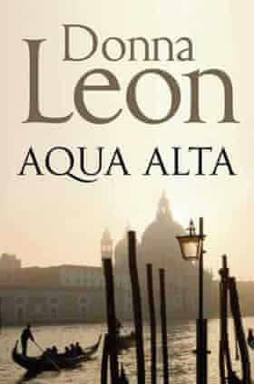 Cover of Acqua Alta by Donna Leon.