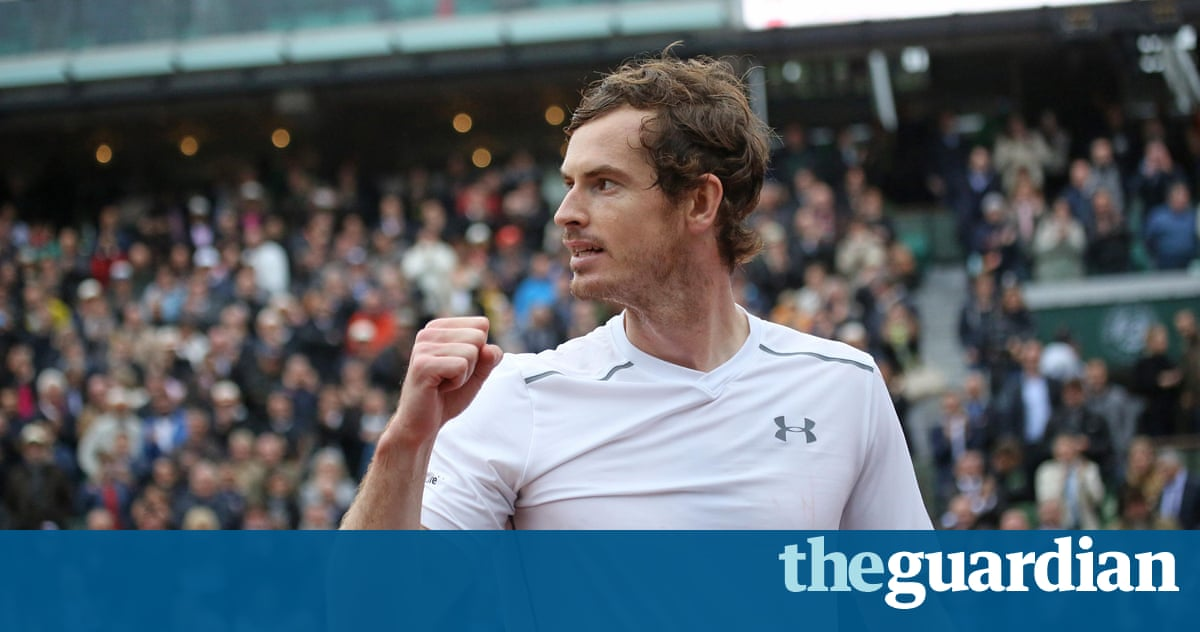 Andy Murray's 14-year journey reaches moment of destiny at French Open