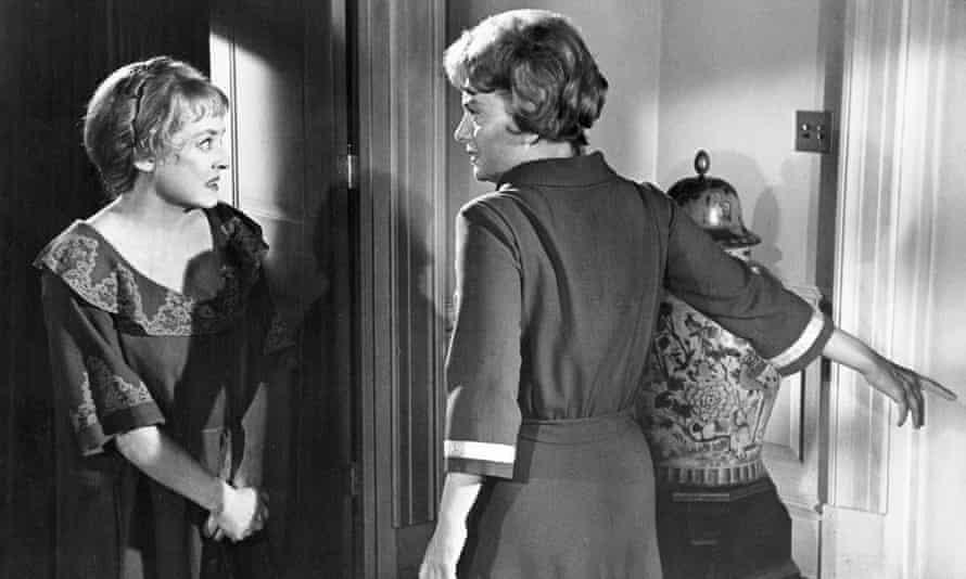 Olivia de Havilland, right, with Bette Davis in Hush...Hush, Sweet Charlotte, 1964.