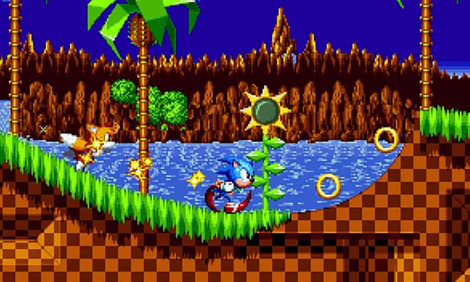 Sonic Mania shows there's life in the old hedgehog yet