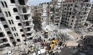 Idlib city