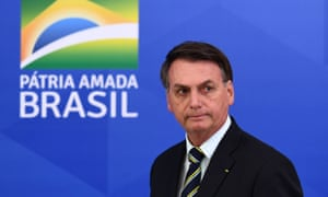 Brasil: Aumenta rechazo al Gobierno del presidente Jair Bolsonaro