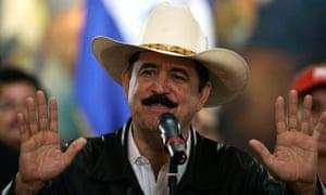 President Manuel Zelaya oversaw modest reforms.