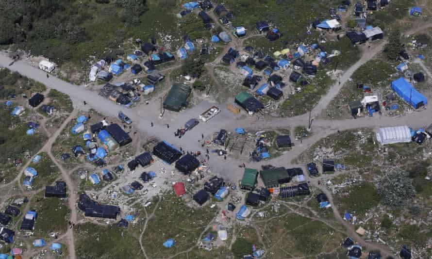 'New Jungle', Calais