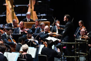 Kirill Petrenko and the Berlin Philharmonic at the Proms.