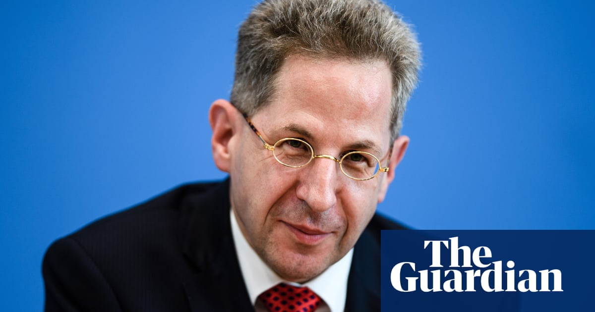 Former German spy chief causes alarm by sharing far-right tweets