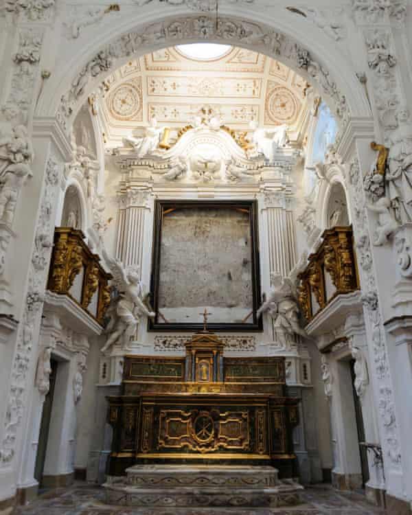 The Oratory of San Lorenzo.