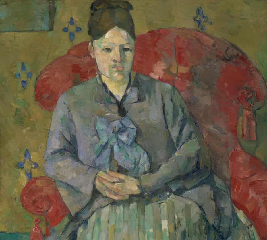 Certainty and doubt … Madame Cézanne.