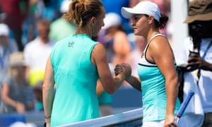 Svetlana Kuznetsova beat her third successive top-10 opponent.