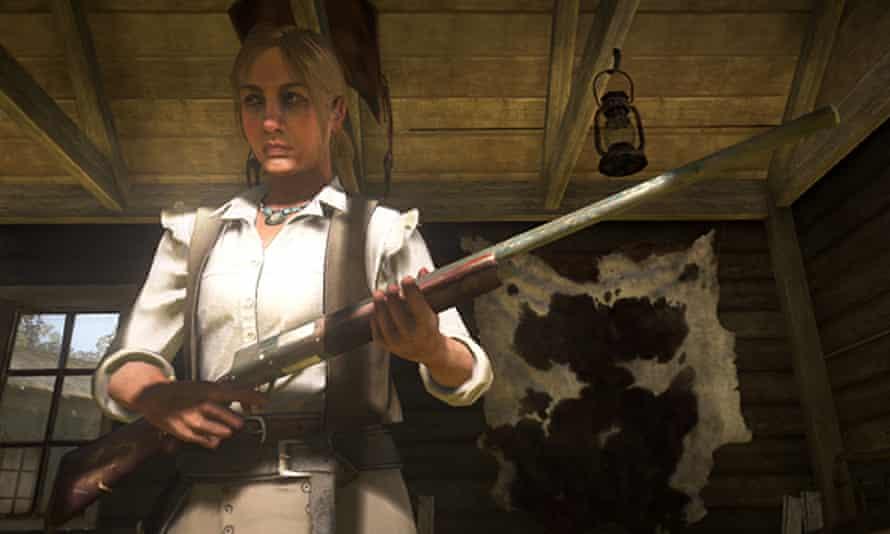 Bonnie, Red Dead Redemption
