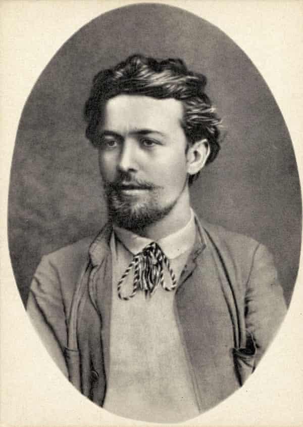 The writer and physician Anton Chekhov