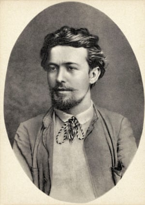 The writer and physician Anton Chekhov