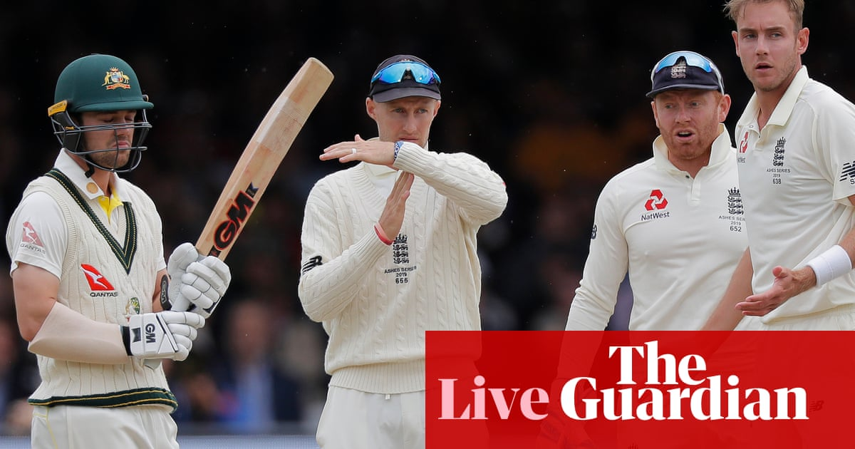 Ashes 2019: England v Australia second Test, day three abandoned after rain – as it happened