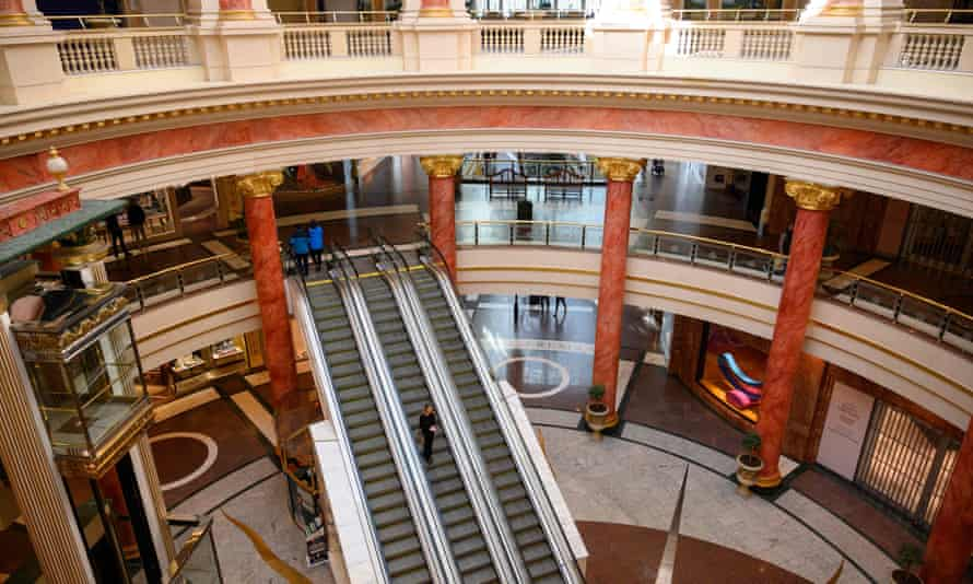 Intu, which has debts of more than £4.5bn, owns 17 shopping centres across the UK.