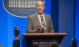 Mike McLintock, played by Matt Walsh, in Veep.