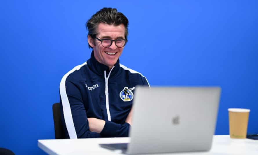 Barton claims he is still learning as a coach.