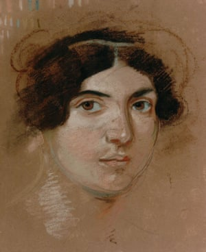 Delacroix's Madame Cavé 1846.