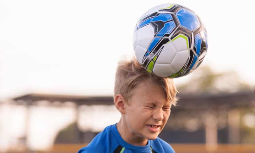 Ouch … repeatedly heading a ball could be more damaging than we thought