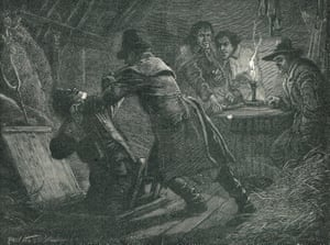 The Surprise of the Cato Street Conspirators, an engraving by Paul Hardy