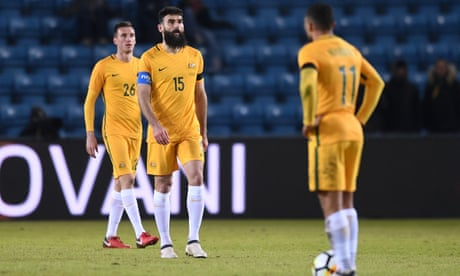 c4b33c079 Composed and confident Socceroos light years ahead of Norway ...