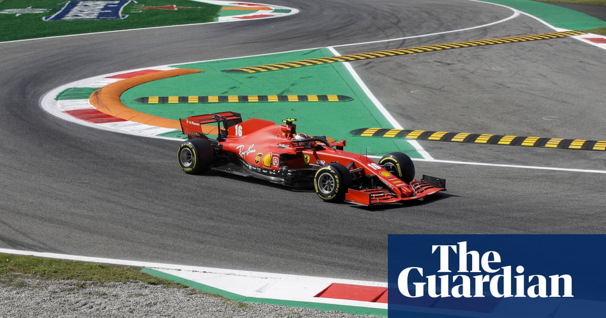 Monza set to give beleaguered Ferrari more pain as Mercedes dominate