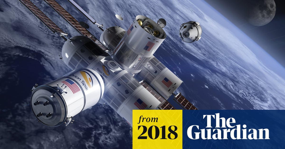 First luxury space hotel' plans to offer zero gravity living
