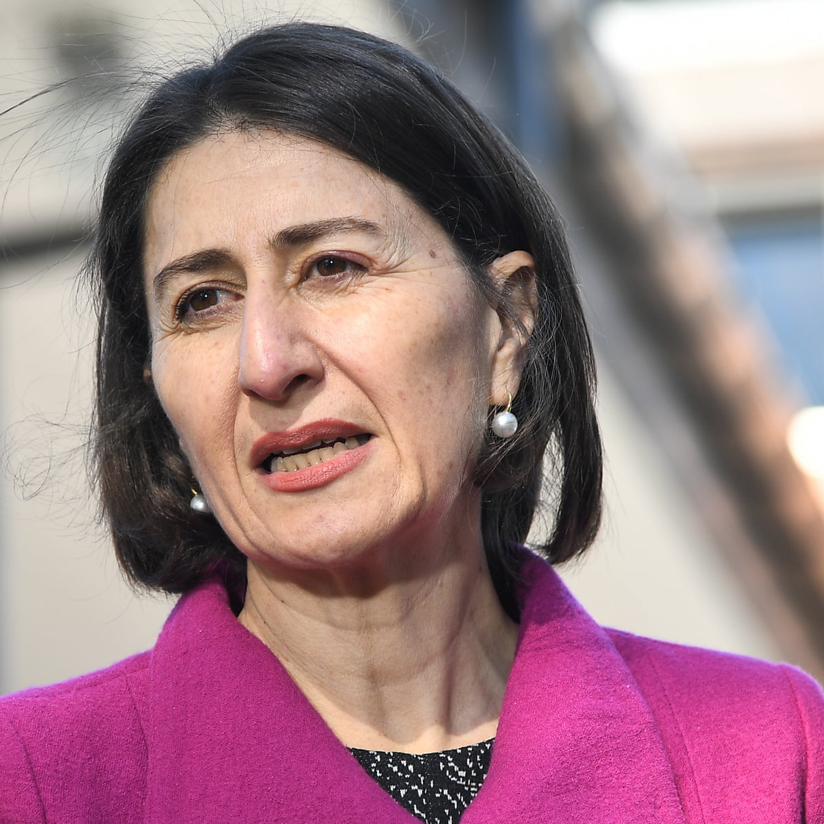 Gladys Berejiklian Urges More Use Of Face Masks As Nsw Faces High Alert State Of Covid 19 Pandemic Health The Guardian