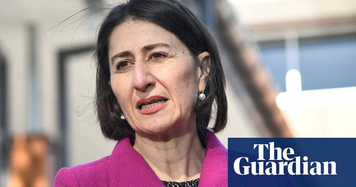 Gladys Berejiklian urges more use of face masks as NSW faces 'high-alert state' of Covid-19 pandemic – The Guardian