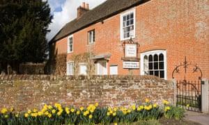 Jane Austen's House Museum at Chawton, Hampshire.