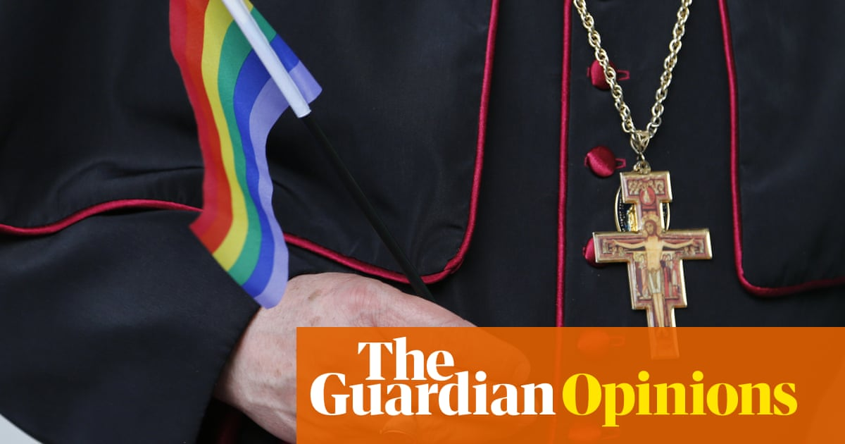 Being a gay Christian can be hurtful and gruelling. But I ...