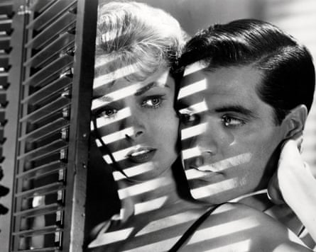 Janet Leigh and John Gavin.