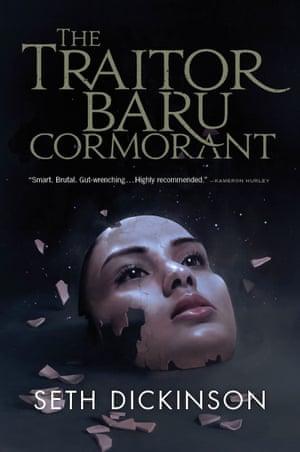 Traitor Baru Cormorant - book cover Seth Dickinson - author
