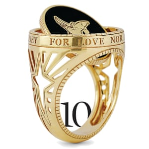 Ring, £1,750, Stephen Webster x Thames, thames-london.com