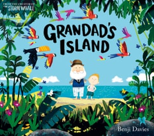 Grandad's Island illustrated and written by Benji Davies (Simon & Schuster)