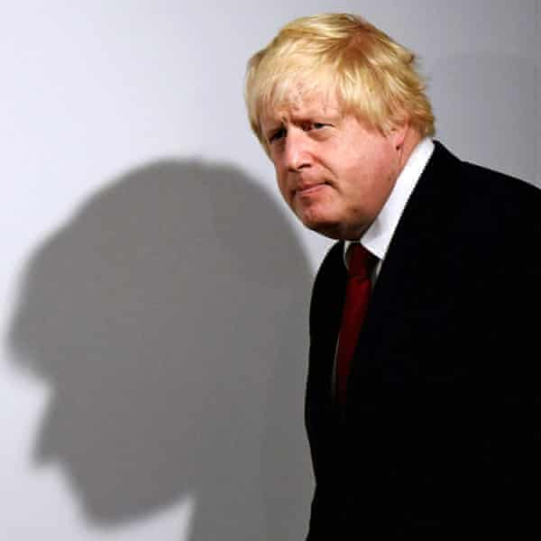 Boris Johnson the day after the EU referendum vote, which his leave campaign won.