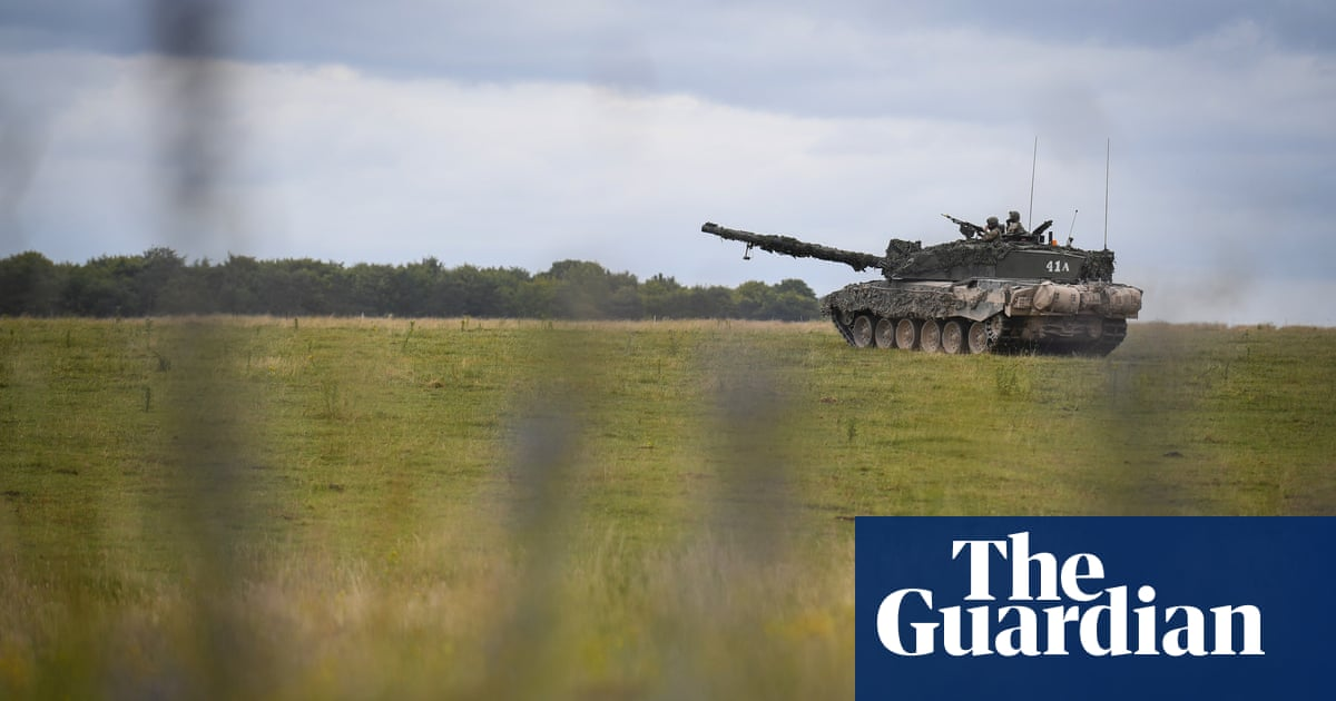 Soldier dies during training exercise on Salisbury Plain