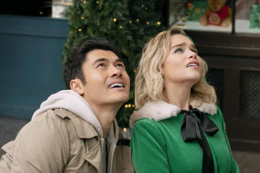 2019, LAST CHRISTMASHENRY GOLDING & EMILIA CLARKE Character(s): Tom, Kate Film 'LAST CHRISTMAS' (2019)