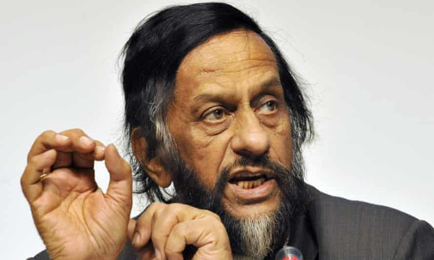 Rajendra Pachauri, chairman of the International Panel on Climate Change (IPCC), has been accused of harassment.