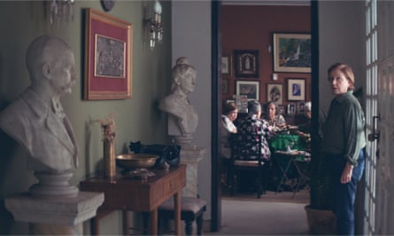 The chattery world of card-playing … The Heiresses