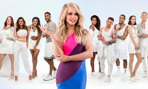 Courtney Act and The Bi Life cast