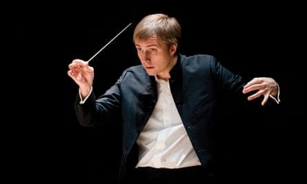 Royal Liverpool Philharmonic's chief conductor Vasily Petrenko